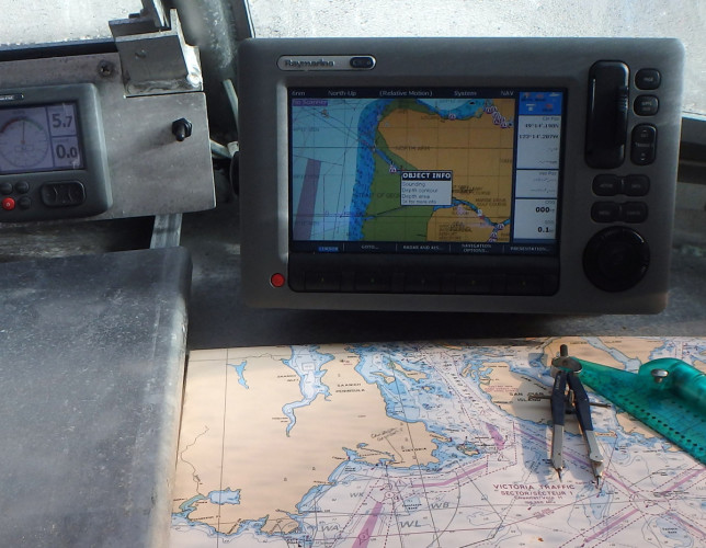 The modern navigator must use a combination of modern and traditional techniques to safely guide them to their destinations.