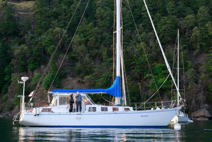 S/V Downstream, Jean and Helen's Discovery 47