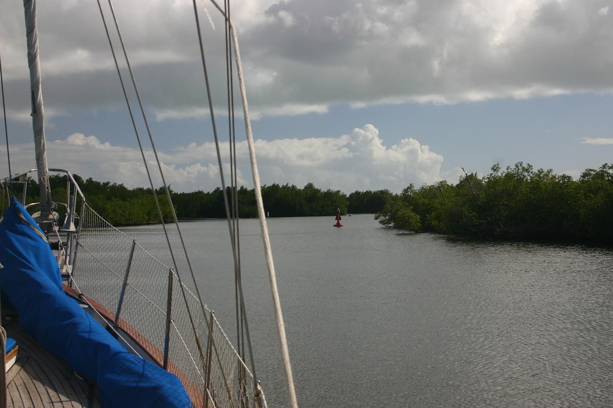 Rivière Salée guadeloupe