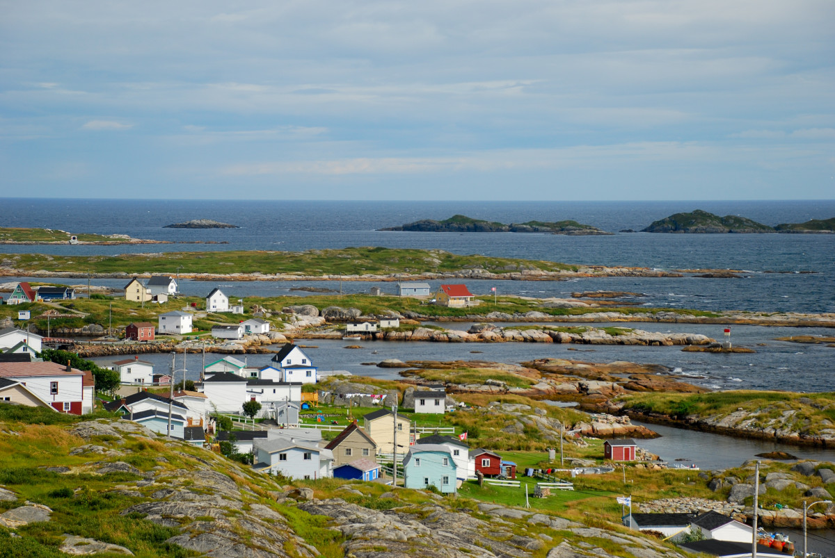 Flat Islands Placentia Bay  Census