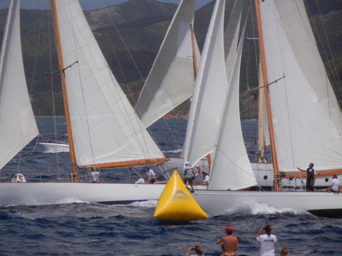 A competitive start: Antigua Classic