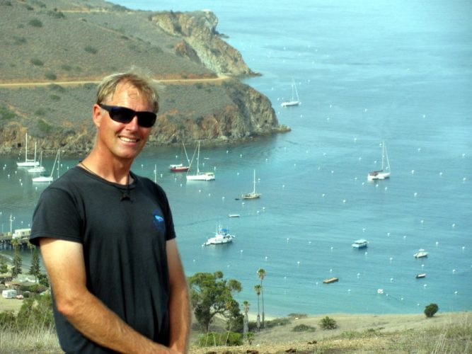 Two Harbours in Santa Catalina Island