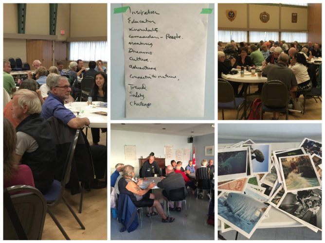 Vancouver and Victoria Vision & Values Workshops
